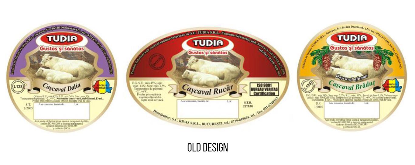 Tudia Lactate Old Design - Ambalaj